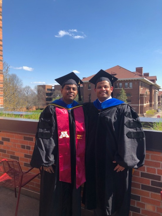 Divek Graduation