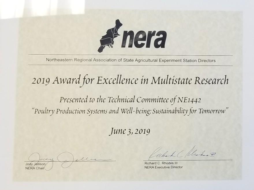 NERA Award