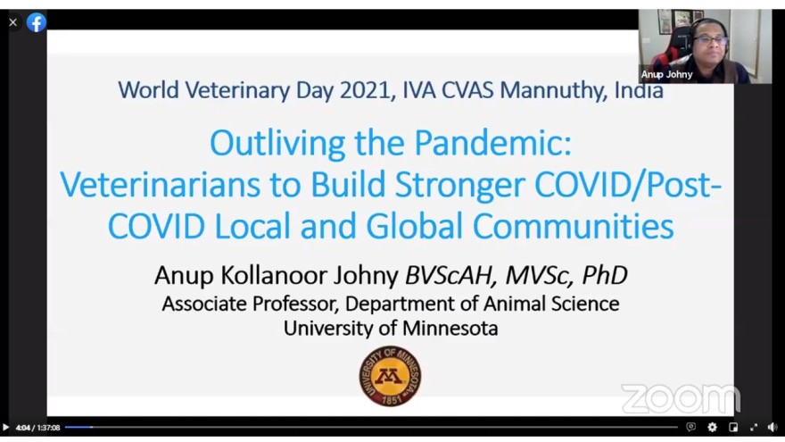 Pandemic presentation